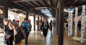 Otwarcie wystawy YTAT - Łódź 2013